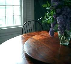 dining room table with lazy susan table with lazy built in round dining room table with