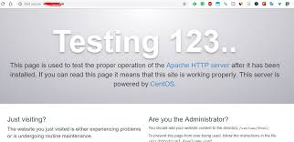 How To Install Apache web server on CentOS 7/6 with a single command ...