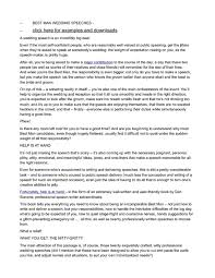 acceptance speech example template wedding speech examples best speech examples persuasive speech examples