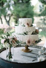 Cakes With Greenery A Wedding Cake Blog