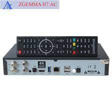 Linux Os Enigma2 4k Uhd Tv Box Zgemma H7.ac Multistream Sat Receiver With  2*dvb-s2x+atsc Tuners For America/canada Channels - Buy Zgemma H7ac  Satellite Receiver,4k Uhd Tv Box,America/canada Channels Product on  Alibaba.com