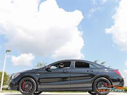The cla 45 amg edition 1 features the night package, red accents on the radiator grille and exterior mirrors, and amg sports stripes in matt graphite grey above the side sill panels. 2015 Mercedes Benz Cla 45 Amg Edition One For Sale In Bonita Springs Fl Stock 202792 17