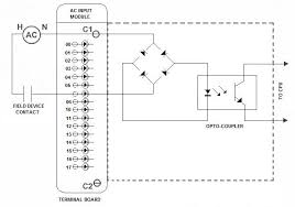 programmable logic controller plc wiki odesie by tech transfer diagram is shown in figure x when the field device completes the input circuit a path for ac exists an led on the front of the module indicates the