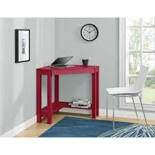 corner desk home. Altra Furniture Parsons Red Desk Corner Home T