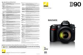 D90 Lens Compatibility Chart D90 Brochure