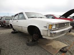 Junkyard Find: 1982 Chevrolet Citation - The Truth About Cars