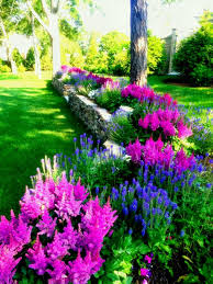 lush landscaping ideas. Simple Fresh And Beautiful Front Yard Landscaping Ideas Wartaku Lush