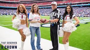 "Houston Texans on Twitter: ""Congratulations to Captain Bonnie ..."
