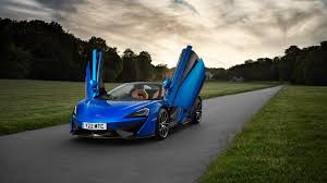 2018 mclaren 570s. Wonderful Mclaren 2018 McLaren 570S Spider 4K Throughout Mclaren 570s E