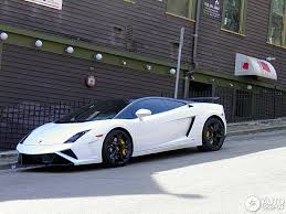 Lamborghini Gallardo LP560-2 50° Anniversario 2013 - 19 April 2013 ...