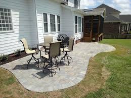 backyard patio pavers large size of