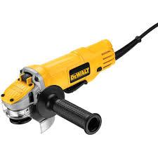 dewalt 20v grinder. dewalt dwe4120 4-1/2 in. paddle switch angle grinder 20v