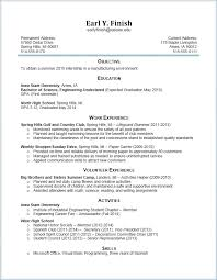 List Gpa On Resume Include Gpa On Resume Professional Resume