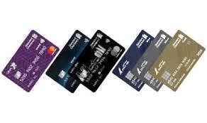 standard chartered credit card holders