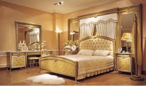 Luxury Bedroom Sets Furniture European Bedroom Furniture Top Sale High Quality Glossy Morden