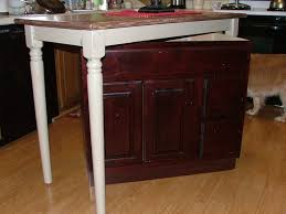 Super Idea Make A Kitchen Island How To Out Of Cabinets Modern An