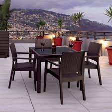 5 piece outdoor dining set. Patio, Lowes Outdoor Dining Sets Home Depot Patio Romatic Area With Contemporary 5 Piece Set R