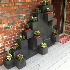 Forma para bloco jardim vertical decorativo de 10 cimento. Decoracao De Jardim Com Blocos De Concreto As 5 Melhores Dicas