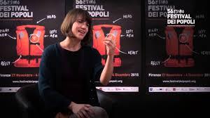 Festival dei Popoli 2015 - Interview with Eleanor Mortimer - YouTube