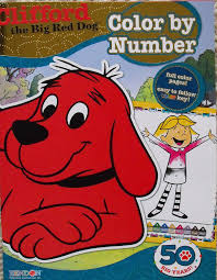 Small Picture Clifford Big Red Dog Baby Coloring Coloring Pages