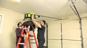 garage door opener installation. Ryobi Garage Door Opener Installation Youtube
