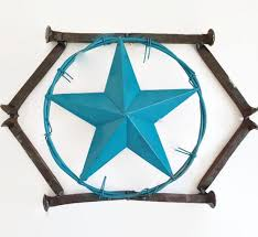 rustic star decor country star decor