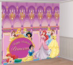 Disney Theme Decorations Princess Party Decorations Party Favors Ideas