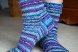 Sock Knitting Pattern Classy Ravelry Basic Socks Pattern By Winwick Mum