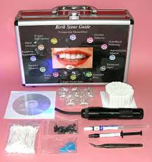 las gadgetscolored swarovski crystals for natural white teeth las gadgets