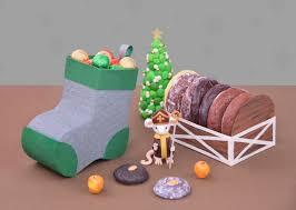 Weitere ideen zu schablonen, scherenschnitt, schablone für wand. Socken Fur Den Nikolaus Basteln Flauschige Geschenkverpackung