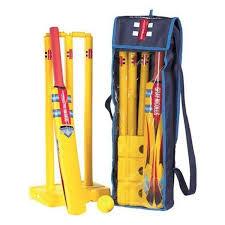 Backyard Cricket Set  Complete Cricket Set For Kwik Cricket U0026 At Backyard Cricket Set