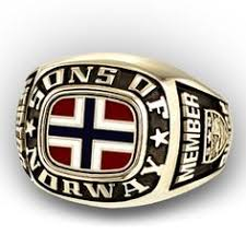 sons of norway member ring
