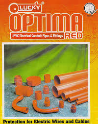 uPVC Electrical Conduit Pipes and Fittings