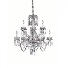 cranmore 9 arm chandelier