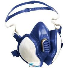 Mask Respiratory Protection 3m 4279 Ffabek1p3 R D