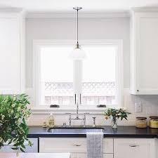 over sink lighting.  Sink Glass Light Over Kitchen Sink Design Ideas Elegant With Regard To Idea 19 Inside Lighting