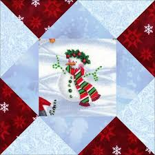 641 best QUILTS AND ETC. FROM PRECUTS images on Pinterest ... & A Snowman Moment Winter 12 Pre-Cut Quilt Kit 8