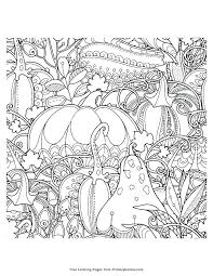 Free Fall Coloring Pages To Print Coloring Fall Coloring Pages