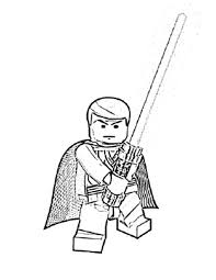 Lego Star Wars Coloring Pages Print Bestappsforkids Com Anakin