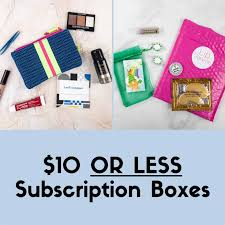looking for monthly subscription bo these are fun but inexpensive every single month no trials then expensive subscriptions here