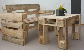 Tavoli Da Giardino In Pallet : Arredare casa fai da te idee con i bancali di legno