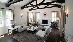 dark hardwood floor designs. Contemporary Dark Modern Concept Dark Hardwood Floor Floors Ideas For Living  Room With White Sofa Set Throughout Designs L