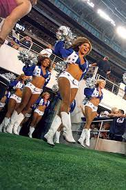 Sex On The Sidelines How The N F L Made A Game Of Exploiting Cheerleaders