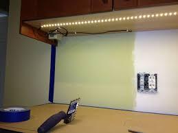 diy kitchen lighting ideas. Diy Under Cabinet Led Lighting Ideas For Kitchen With Cream  Countertop And Green Wall Renovation Diy Kitchen Lighting Ideas S