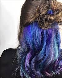 underlights galaxy hair pravana s hair by erinm hair juju hair lounge vancouver bc canada jujuhairlounge
