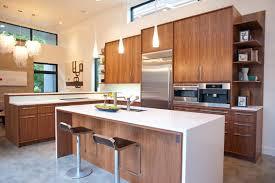 unpolished solid wood floors mid century modern kitchen lighting white color round kitchen tables patterned ceramic tiles backsplash