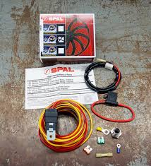 electric fan relay wiring diagram best of electric fan wiring electric fan relay wiring diagram best of testing a radiator and spal fan from us radiator