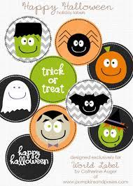 15 Halloween Printable Gift Tags {Free Printable} | Tip Junkie