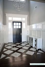 Inspiring Entryway Tile Patterns Pictures Design Ideas
