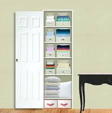 linen closet ideas small